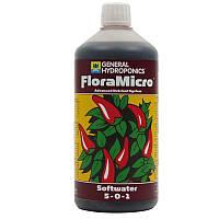 Flora Series Micro 0,5 л (SW) Удобрение GHE (Франция)