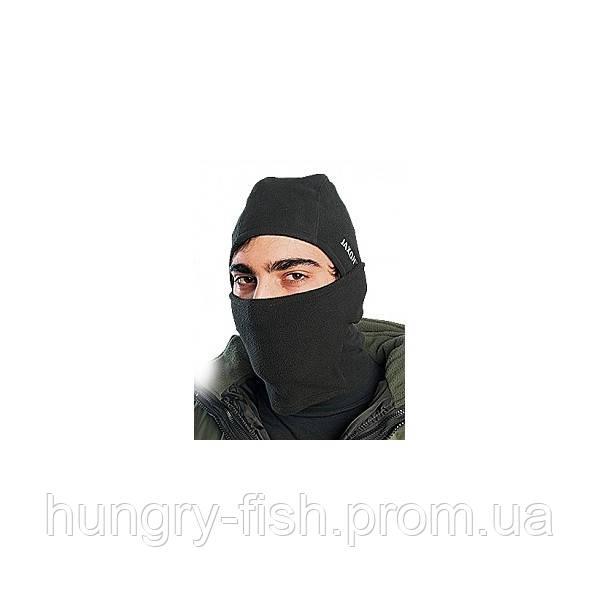 Шапка- маска флисовая Jaxon (черная)