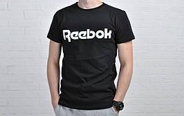 Размер S, M !!!! Футболка Reebok Classic черная / рибок