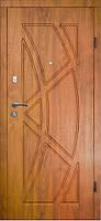 Входные двери 103 золотой дуб Улица тм Арма