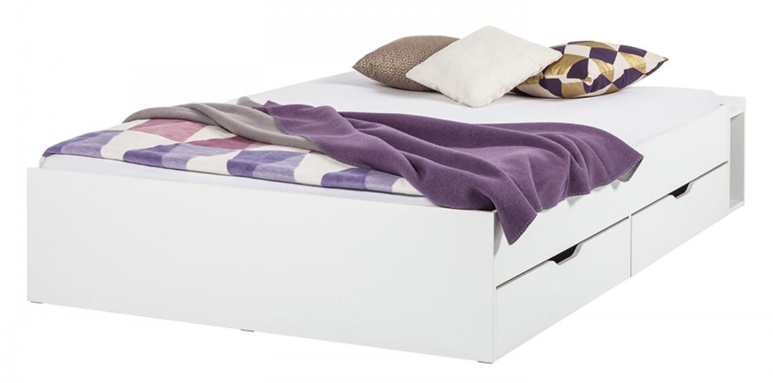 Кровать из массива дерева 067