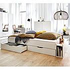 Кровать из массива дерева 067, фото 7
