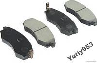 Колодки тормозные HYUNDAI SONATA ASHIKA 50-05-590