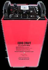 Зарядне автомобільне +пускове Euro Craft  CLASS650   650A, фото 2