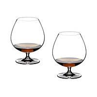 Набор бокалов для бренди Riedel Vinum 840 мл 2 шт 6416/18, фото 1