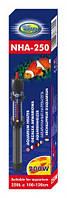 Стеклянный нагреватель (Польша) NHA-250 для аквариума, 250 л