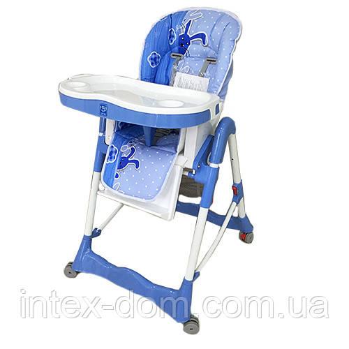 Стульчик для кормления Bambi RT-002N-19 Синий