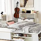 Кровать из массива дерева 068, фото 6