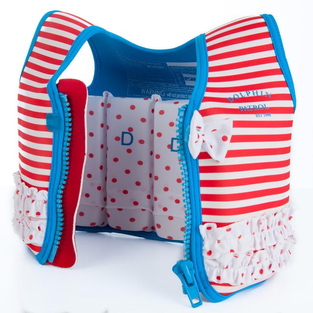 Детский плавательный жилет Original Konfidence Jacket от ТМ Konfidence