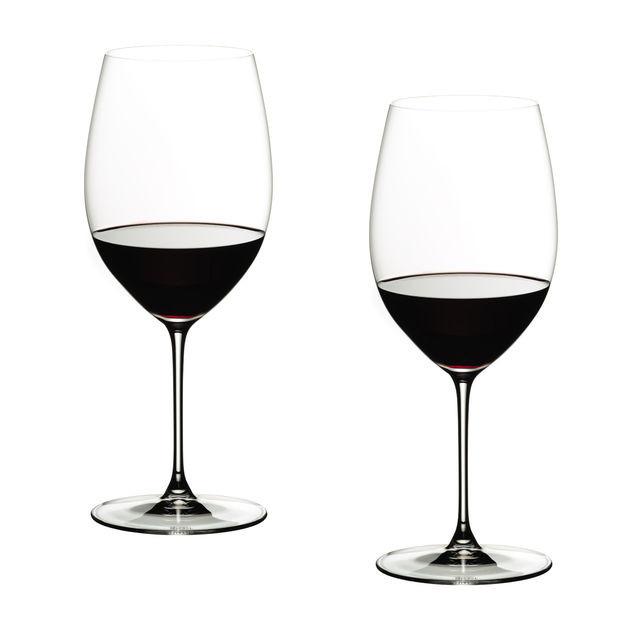 Набор бокалов для красного вина Cabernet/Merlot Riedel Veritas 625 мл 2 шт 6449/0