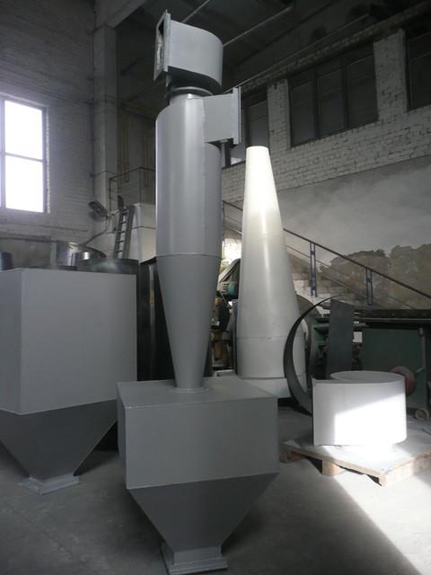 Циклоны серии ЦН-15-1УП