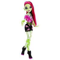 Кукла Венера Макфлайтрап Музыкальный Фестиваль  (Monster High Music Festival Doll Clawdeen WolfMonster)