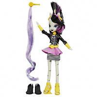Эксклюзивная кукла Май Литл Пони Зекора Понимания, My Little Pony Equestria Girls Ponymania Zecora Exclusive