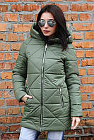 Зимняя модная куртка Одри, фото 1