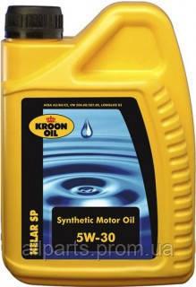 Масло моторное Kroon Oil Helar SP 5W-30 (Канистра 1литр)