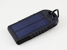 УМБ Power Bank на солнечной батарее 12000 mah, фото 3