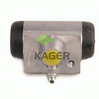 Цилиндр тормозной задний (тормозная система-BOSCH) KAGER, 39-4243