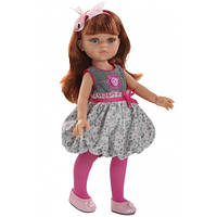 Кукла Paola Reina Кристи в сером 32 см 34583