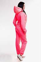 Спортивный женский костюм на синтепоне