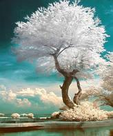 Комплект алмазной вышивки Дерево жизни DIY 25 х 30 см (арт. FS276)