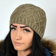 Зимняя шапка с узкой резинкой, фото 1