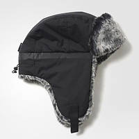 Теплая зимняя ушанка adidas ClimaProof AB0493 фирменная