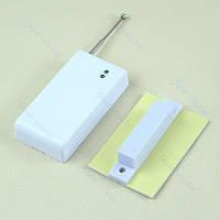 Беспроводной датчик открытия двери/окна 433 МГц (для GSM сигнализации)