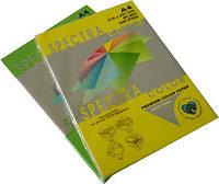 Бумага А4 цветная SPECTRA Color насыщенная 80г 100л