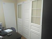 Двери белые Прованс  Тессоро