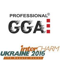 XV Юбилейная международная выставка парфюмерии и косметики INTER-CHARM Украина 2016