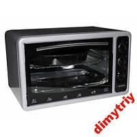 Электрическая печь духовка Asel AF-0123 серая