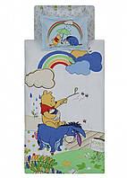 Постель в детскую кроватку ТAC Disney - Winnie Adventure Baby