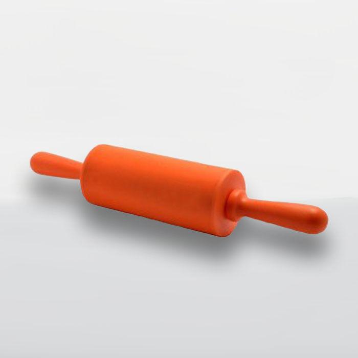 Скалка для теста   силиконовая 22,5 см