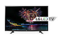 Телевизор LG 49LH510v (PMI 300Гц, Full HD, Triple XD Engine, Clear Voice, DVB-T2/S2)
