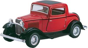 Металлическая машинка Kinsmart Ford 3 - window coupe 1932