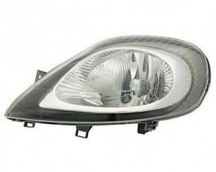 Фара головного світла передня на Renault Trafic 2001->2006 L (ліва, електро) — TYC (Тайвань) - 20-0666-05-2