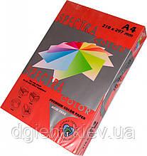 Папір А4 кольорова SPECTRA Color насичена 80г 500л