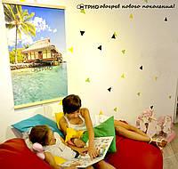 Настенный обогреватель картина от ТМ Трио Бунгало