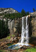 Греющая картина от ТМ Трио Водопад