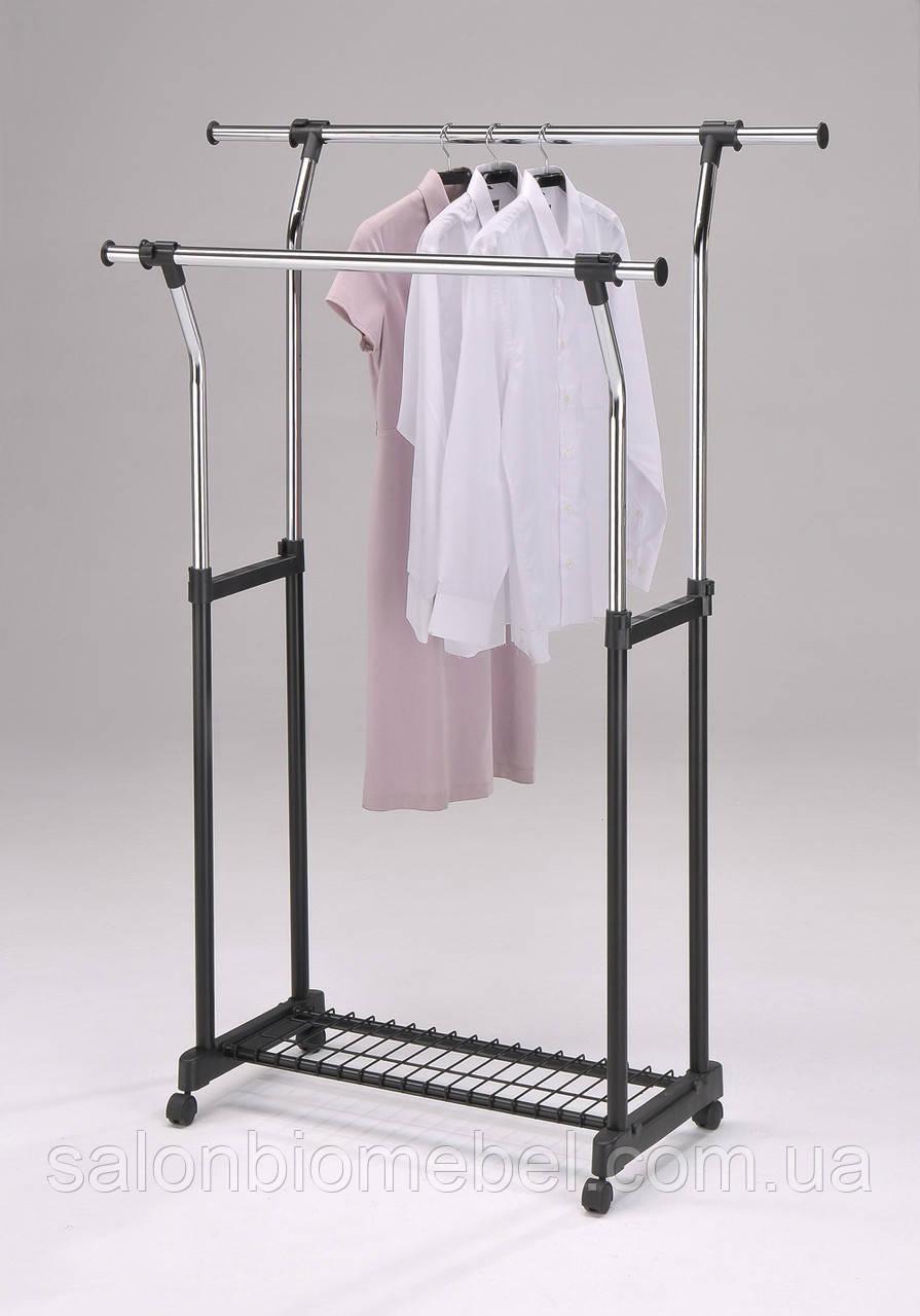 Стойка для одежды передвижная W-25