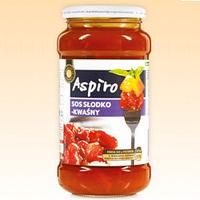 Соус Aspiro кисло-сладкий, 520гр
