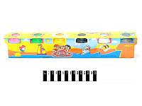 Набор для творчества пластилин № 6603-6