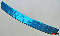 Накладка на задний бампер Hyundai Elantra MD