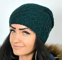 Оригинальная зимняя шапочка, фото 1