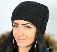 Ультра модная женская шапка, фото 1