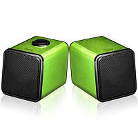 Акустическая система Divoom Iris 02 (Iris-02 USB, green)