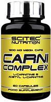 Жиросжигатель Scitec Nutrition Carni Complex (60 caps)