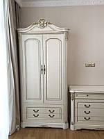 Двухдверный платяной шкаф