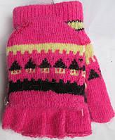 Перчатки-варежки детские разноцветики Rubi