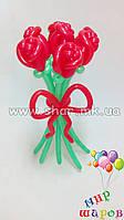 Букет из 5 голландских роз